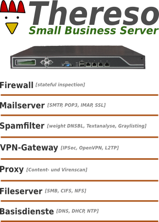Thereso Small Business Server